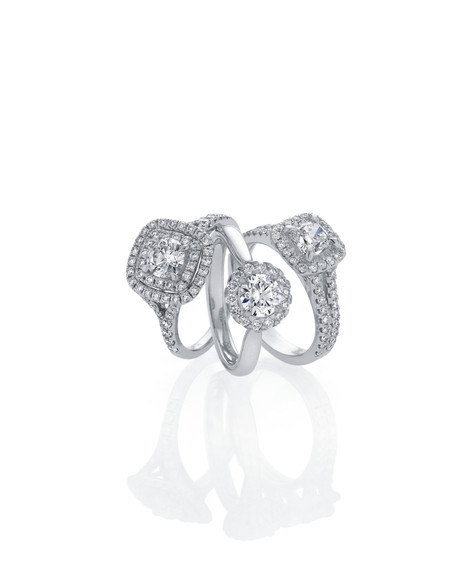 Stunning Diamond Rings
