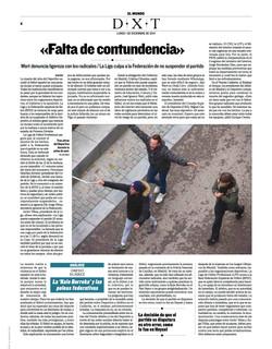 EL MUNDO edición papel DXT pag.4.