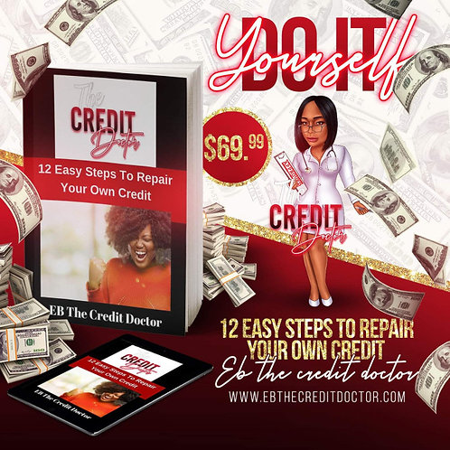 EB THE CREDIT DOCTOR EBOOK