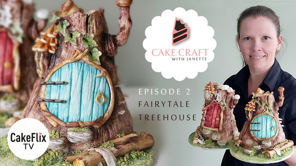 Episode 2 - Fairytale Treehouse