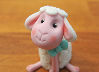FREE Little Lamb Tutorial