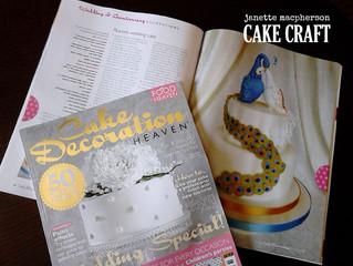 Cake Decoration Heaven Magazine Feature