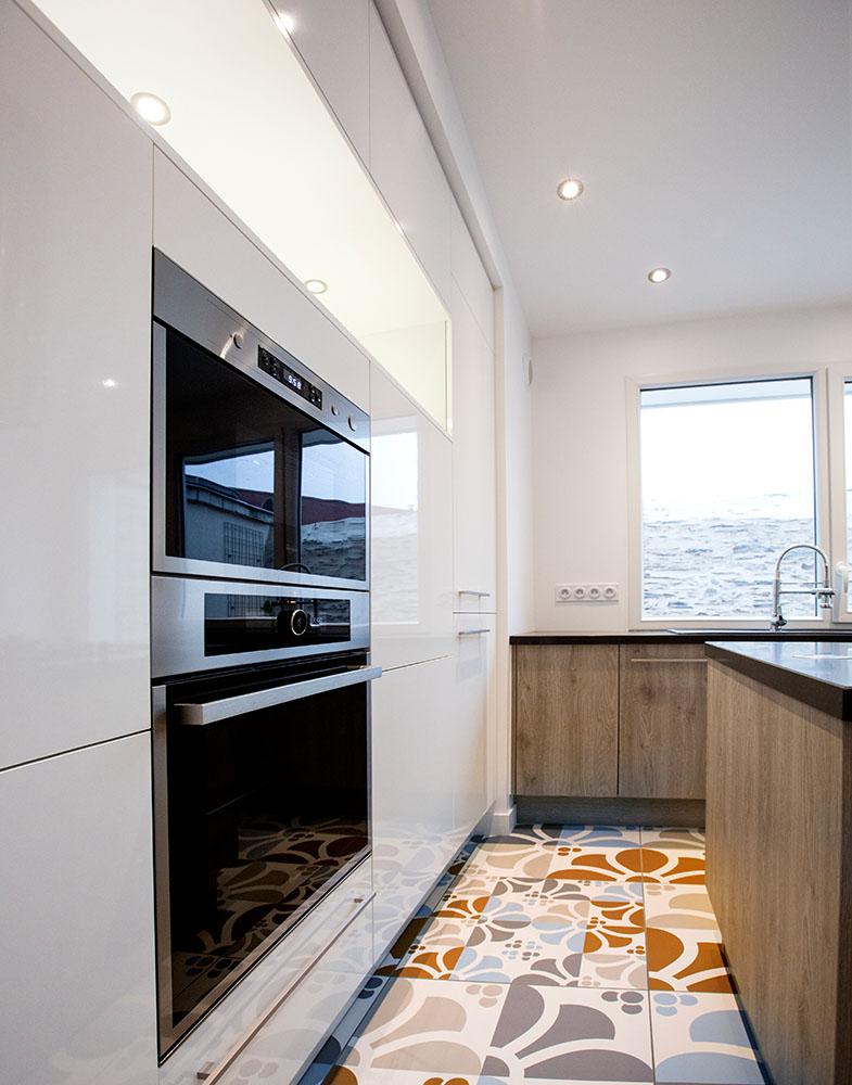 Maison L27 - cuisine