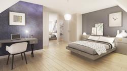 Promotion immobilière, appartements hauts de gamme