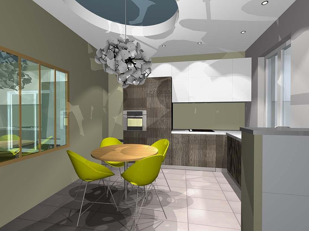 agencement d une cuisine tendance cuisine 50 exemples. Black Bedroom Furniture Sets. Home Design Ideas