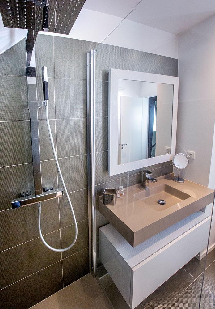 Maison H - salle de bain