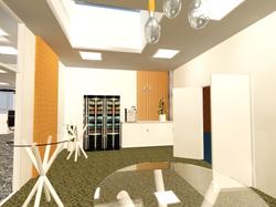 Réaménagement d'un plateau de bureaux