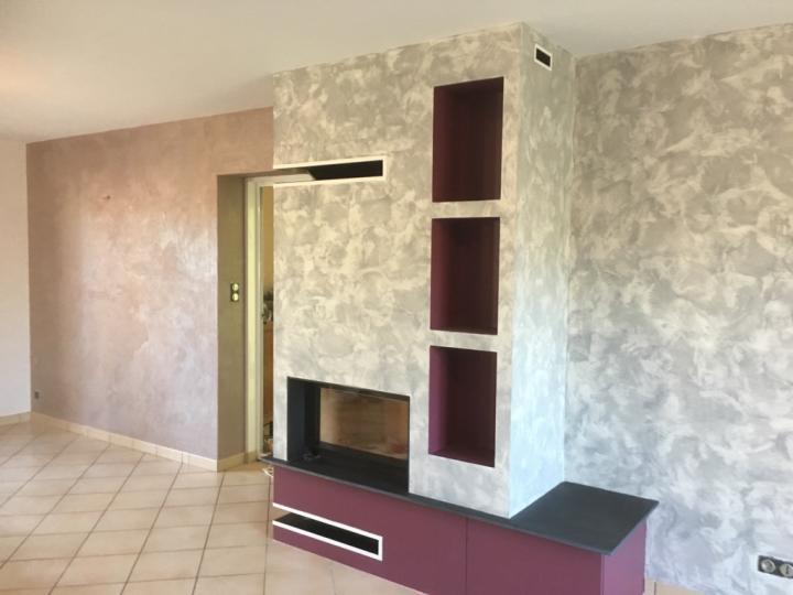 Réaménagement des pièces de vie d'une maison