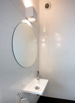 Maison H - petite salle d'eau