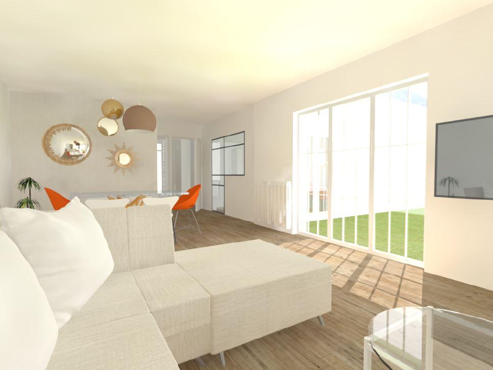 Réaménagement d'une maison