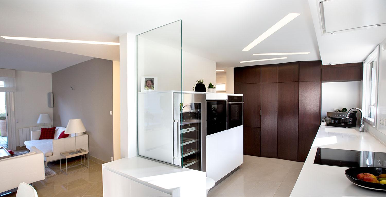 Maison H - cuisine