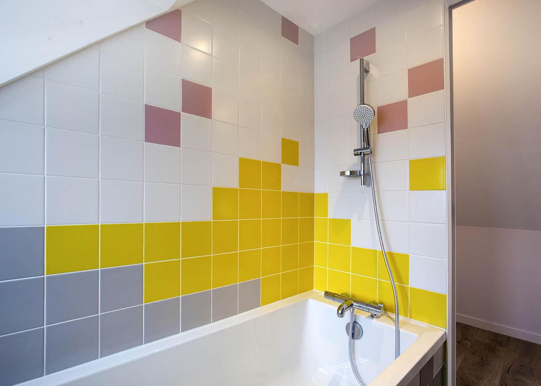 salle-de-bain d'enfants