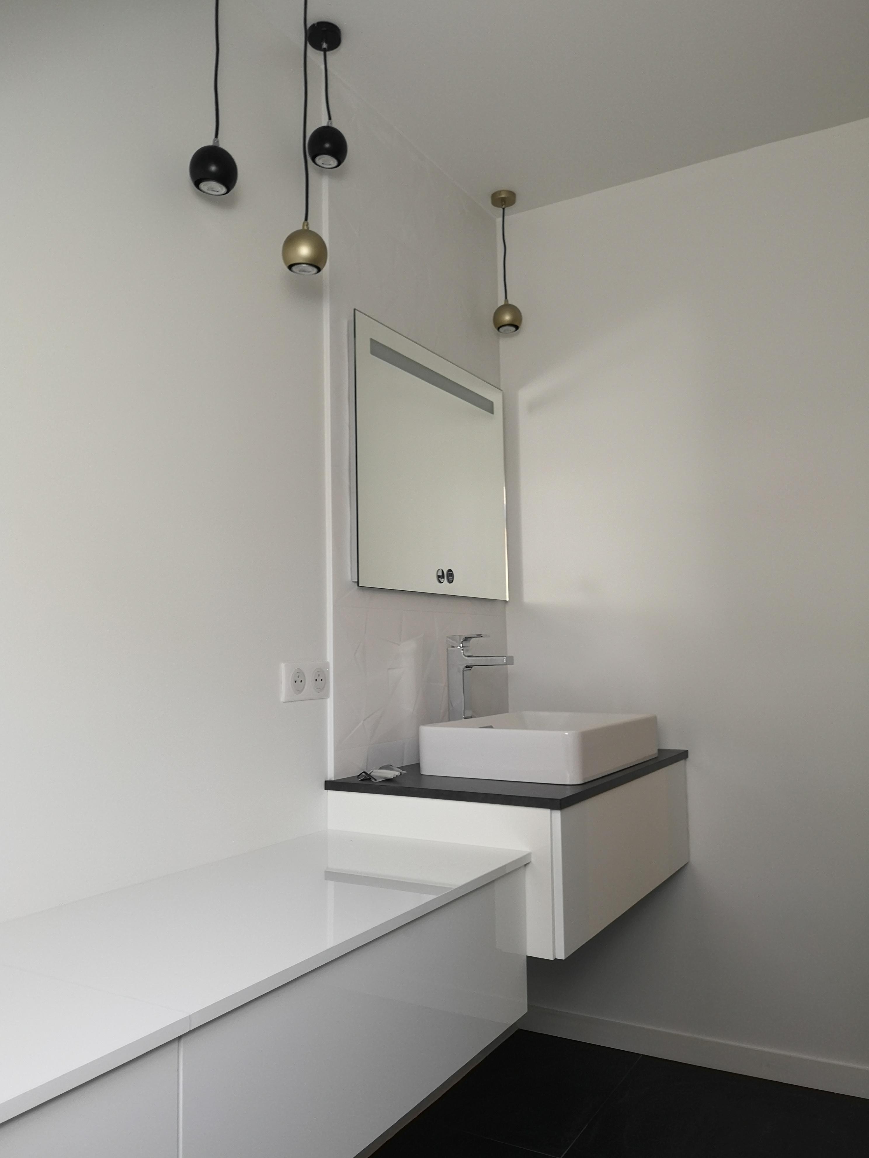 Salle de bains G