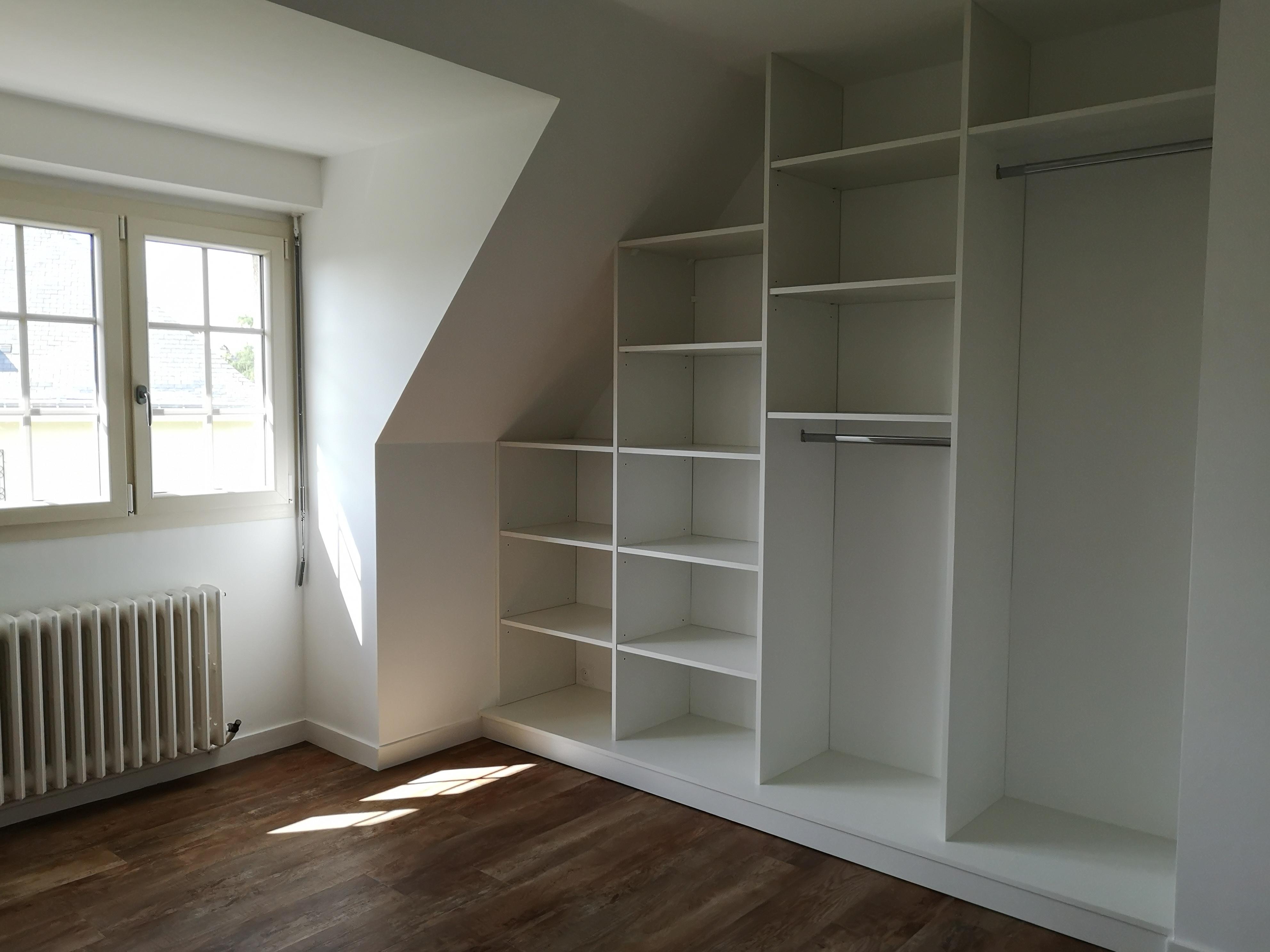 Réaménagement d'une suite