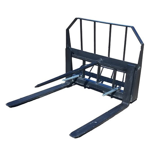 "42"" STANDARD PALLET FORKS AND HAY BALE SPEAR COMBO"