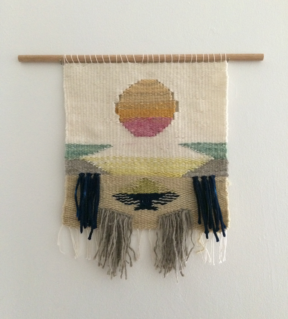 sun weaving