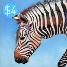 Zebra Pastel 2021