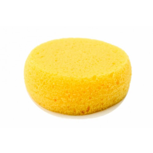 ספוג צהוב עגול