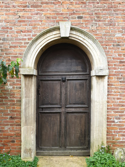 The Chapel door