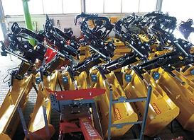 Omarv Ersatzteile für alle Schlegelmulcher die wir verkauft haben ab lager möglich