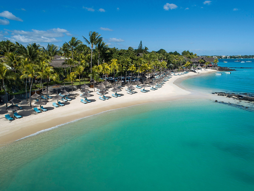 Royal Palm Beach, beachcomber Mauritius