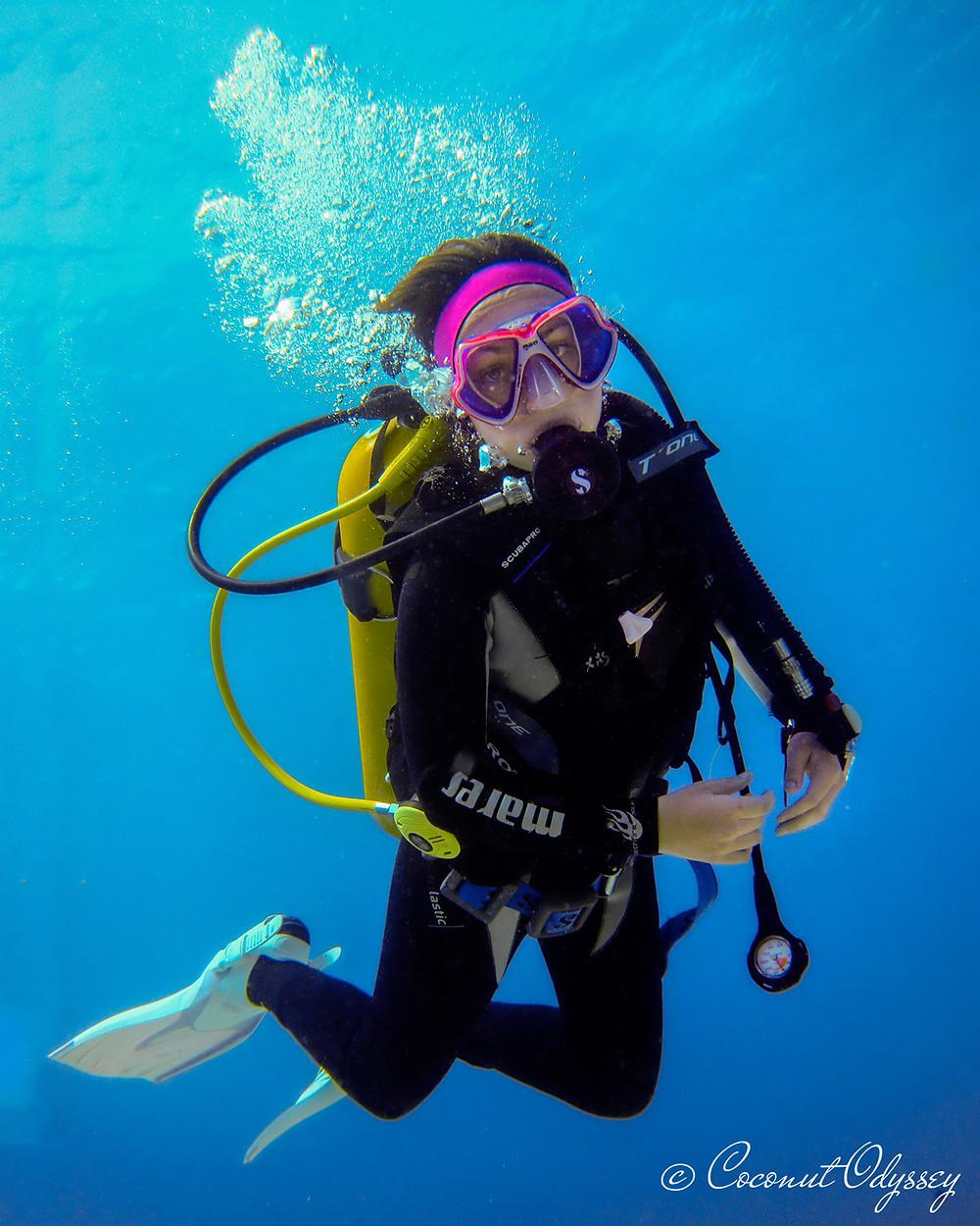 Women That Scuba Dive - Mares Scubapro
