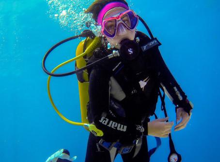 Our Underwater Engagement   Atlanta, Georgia