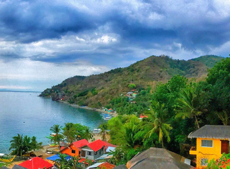 The Only Place To Stay In Anilao, Philippines