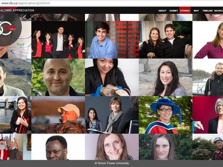 Alumni Appreciation Project