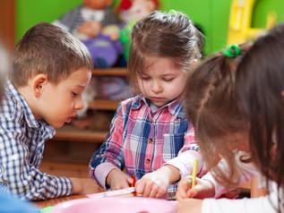 Plus que quelques places disponibles pour les 3-6 ans (Maison des enfants) !