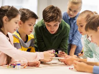 Ouverture des classes 6-12 ans - Rentrée septembre 2018