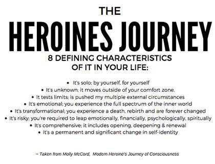 heroines-journey-transform-emotion-unknown-risk
