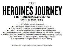 heroines-journey-transform-emotion-unknown-risk