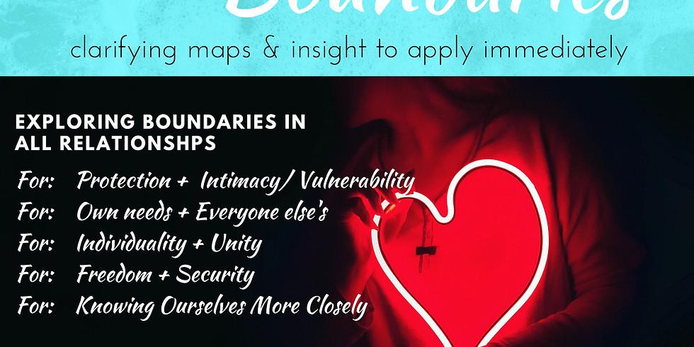 Love & Boundaries Workshop
