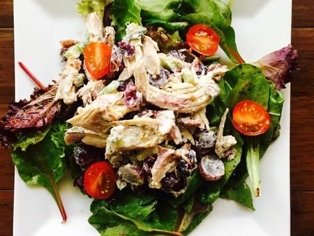 Scrumptious Chicken Salad