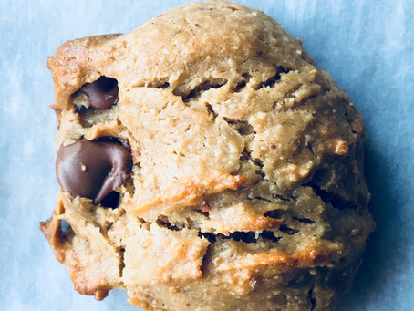 Paleo Elvis PB Banana Chocolate Chip Cookies