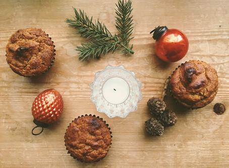 Savory Sweet Potato Muffins