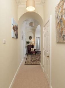 Bedroom Corridor