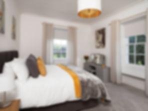 Bedroom 6 windows