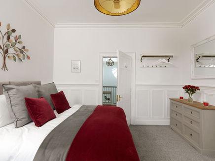 Bedroom 5 from window