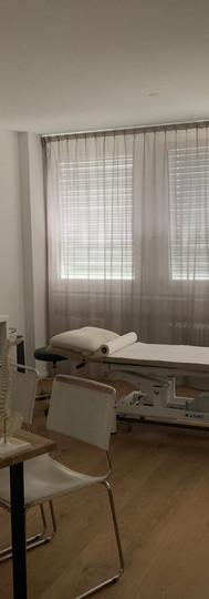 Aménagement provisoire salle de consultation