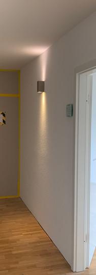 Ancien couloir accès salles de consultation