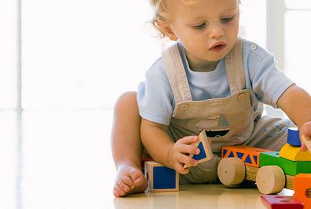 Le développement du cerveau de 1 à 3 ans