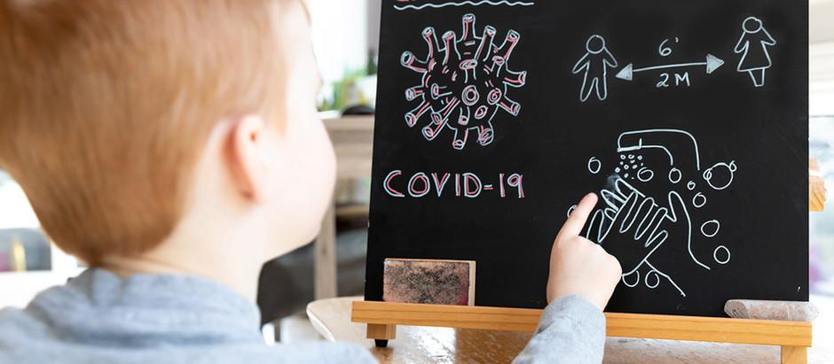 L'épidémie de COVID-19, facteur de détérioration de la santé mentale de nos enfants