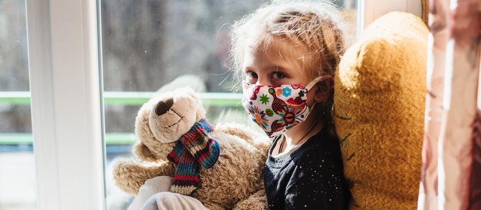 COVID : pas plus de formes graves chez l'enfant avec le variant Delta