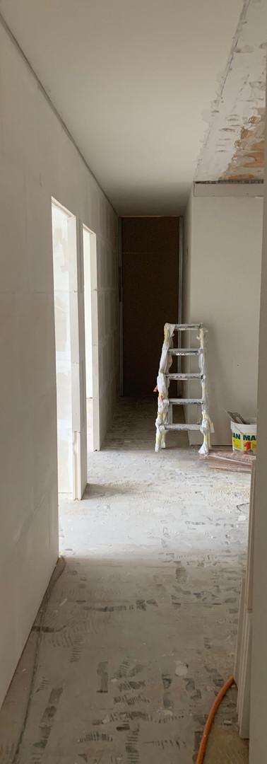Ancien couloir direction Salles Bollmann & Divet