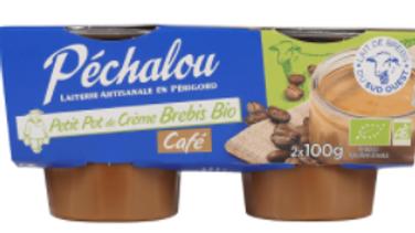 Petit Pot crème  Brebis Bio Café