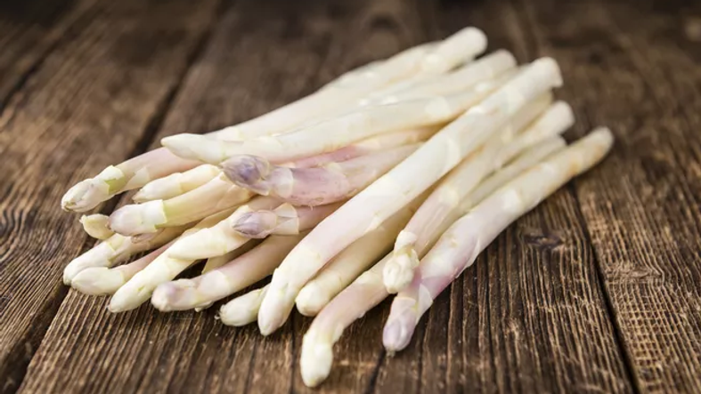 Asperges Blanches Urvalaises Grosses