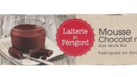 Mousse Chocolat BIO