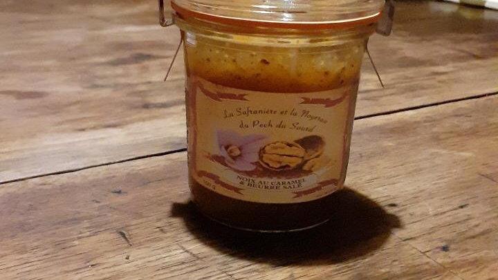 Pâte de Noix au Caramel au Beurre Salé